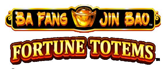 Ba Fang Jin Bao Logo Fortune Totems Logo