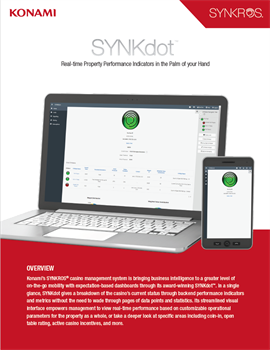 SYNKROS Dashboards Brochure