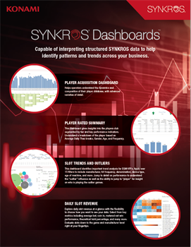SYNKROS Dashboards Slick