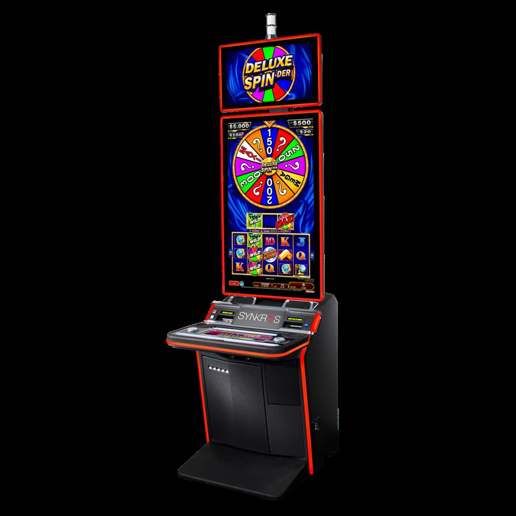 Deluxe Spin-der   KX 43
