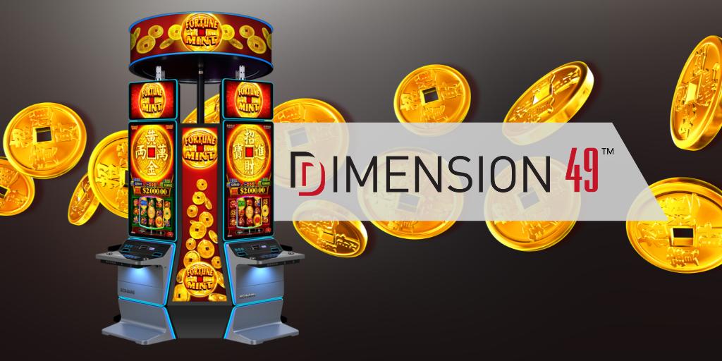DIMENSION 49 Fortune Mint