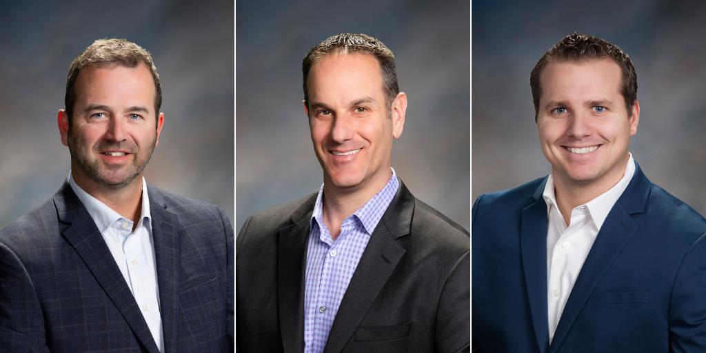 Konami Sales Senior Leadership Promotions 2019