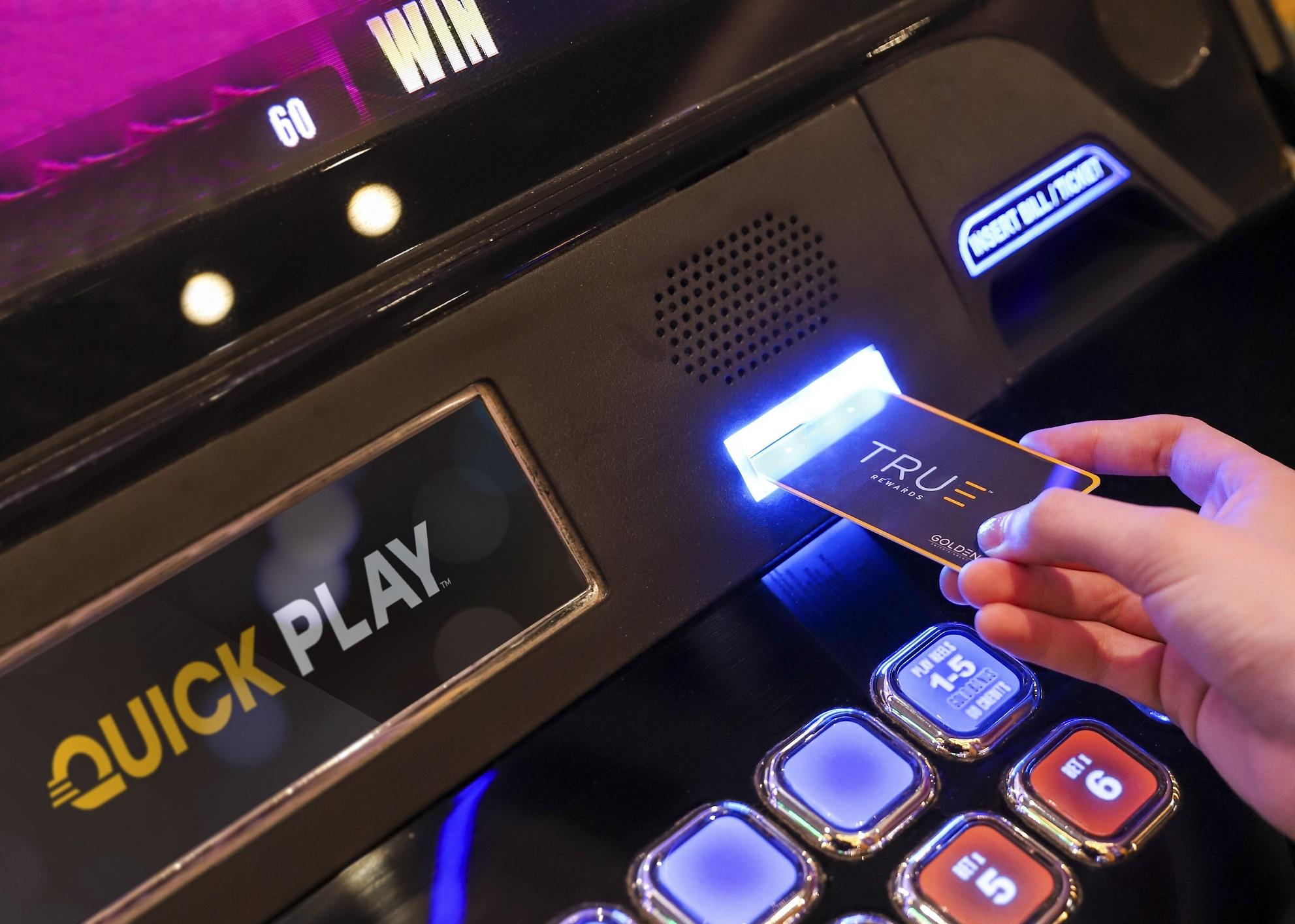 Quick Play Machine