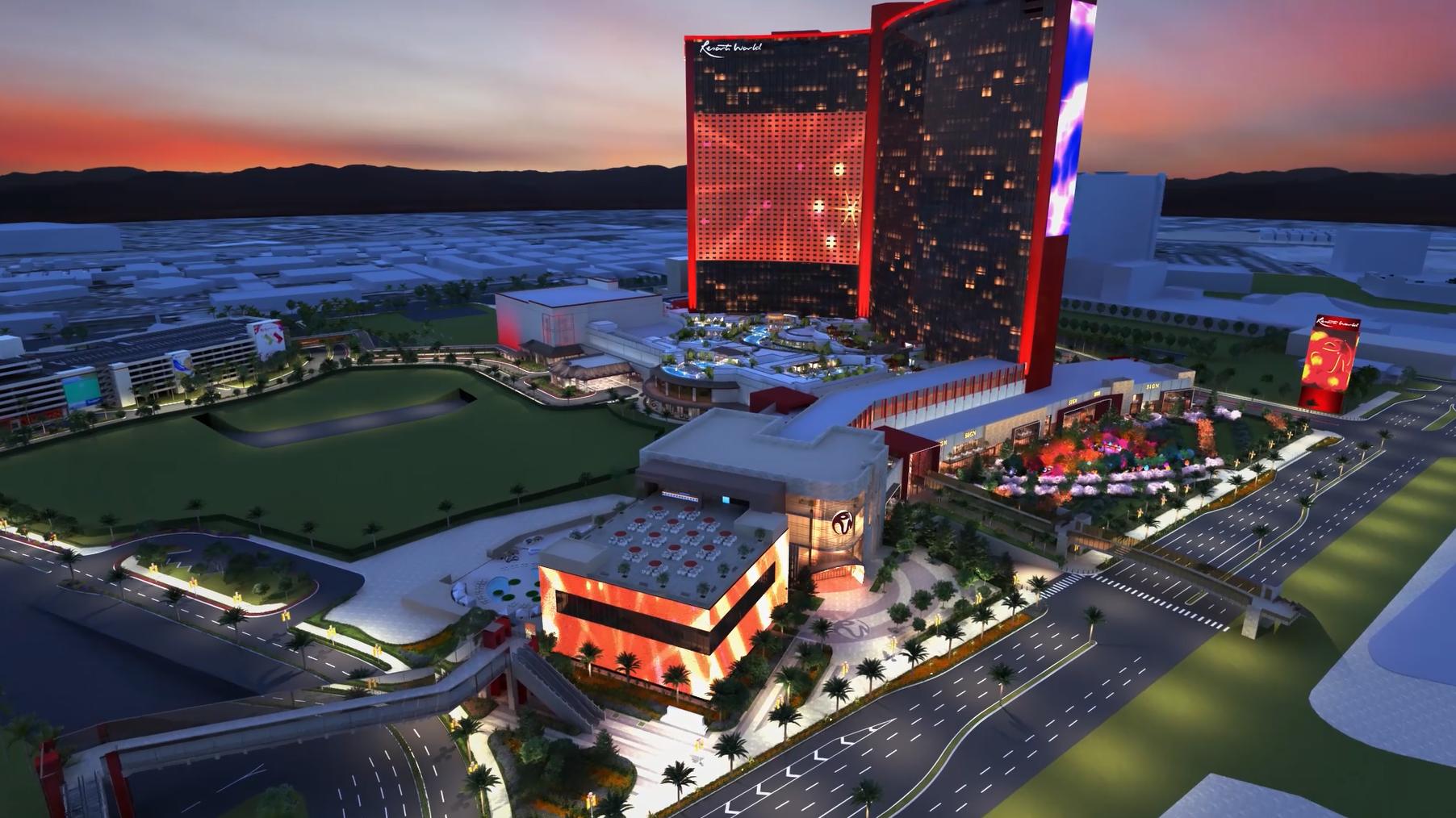 Resorts World Exterior 1