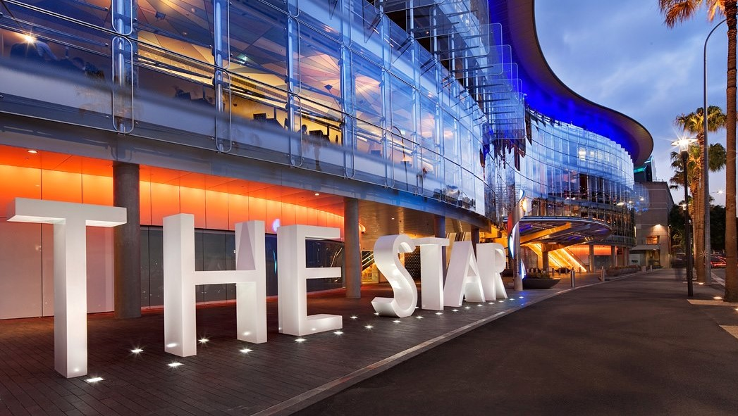 The Star SYNKROS casino management system