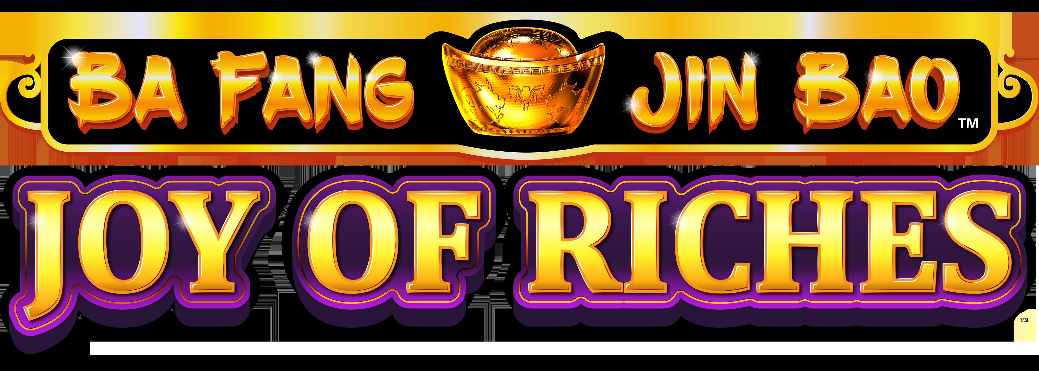 Ba Fang Jin Bao Joy Of Riches Logo