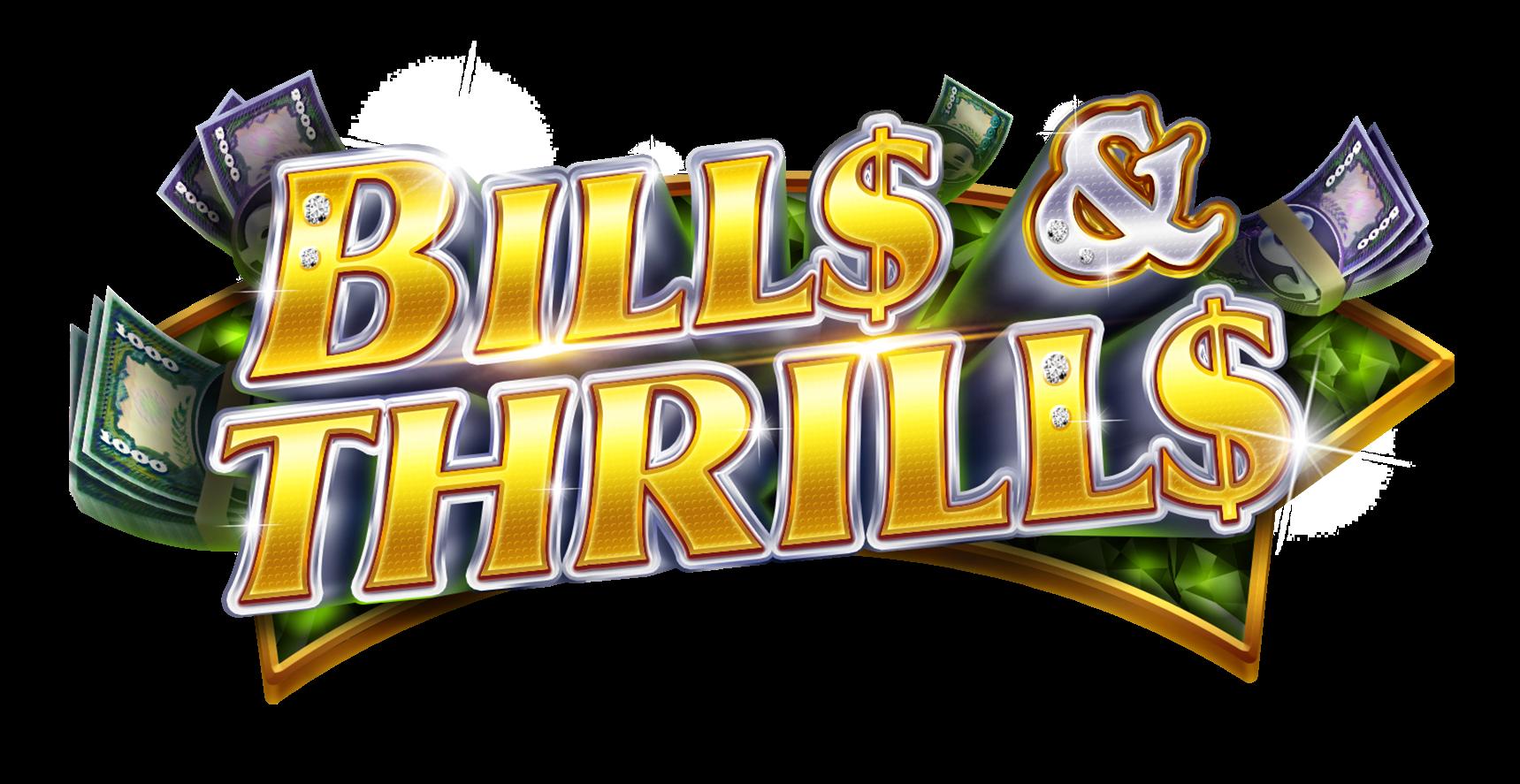 Bill$ and Thrill$ Logo
