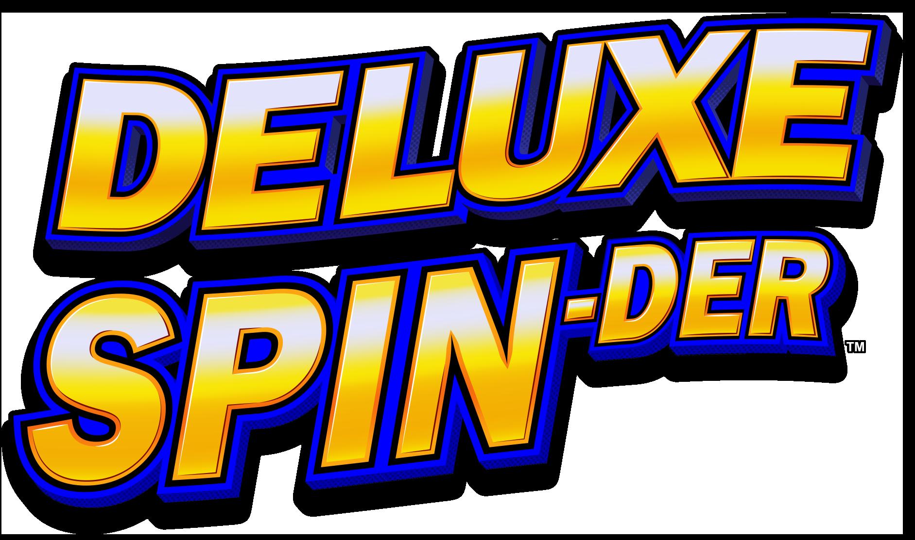 Deluxe Spin Der Logo