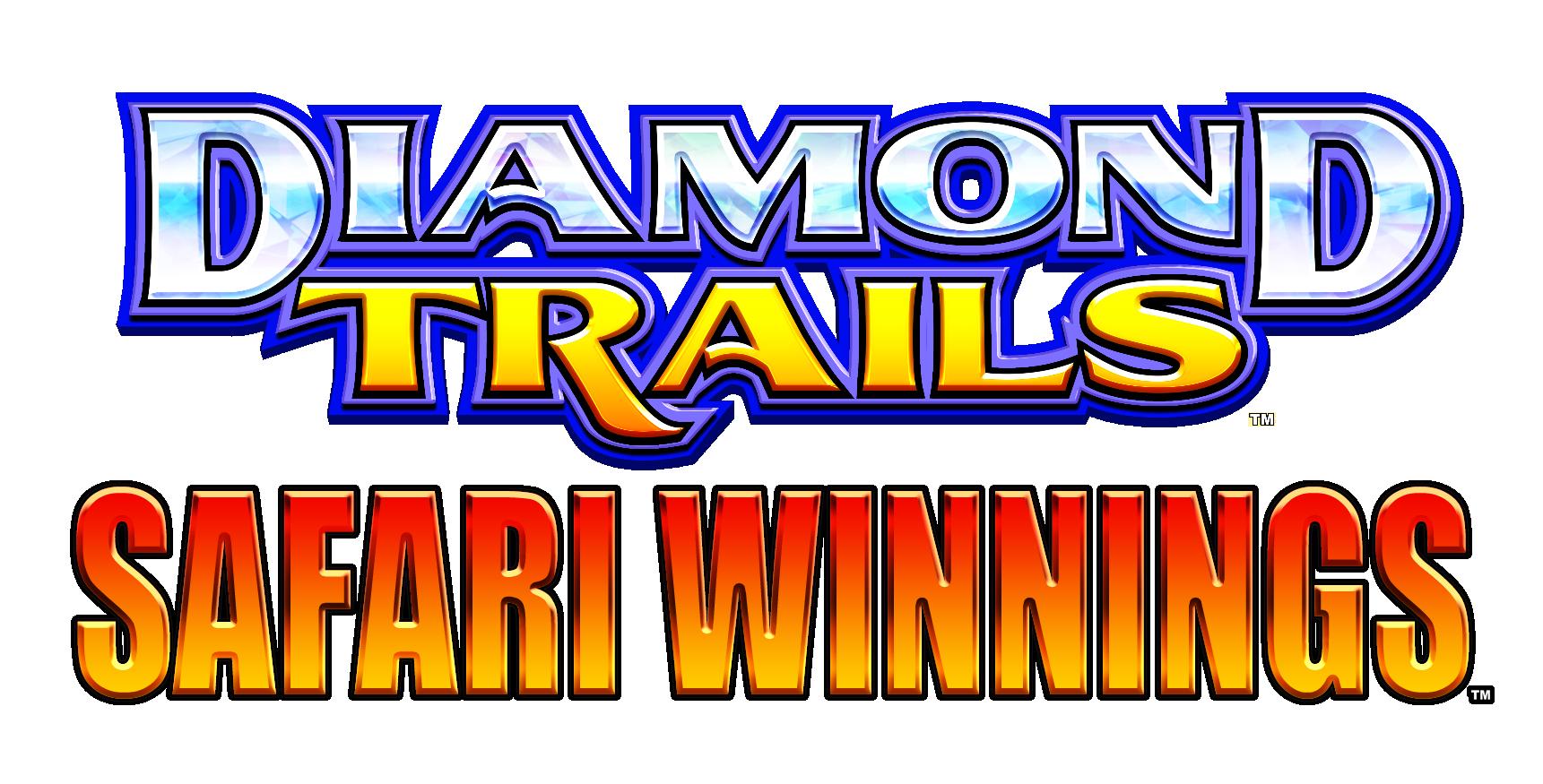 Diamond Trails Safari Winnings Logo