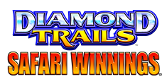 Diamond Trails Safari Winnings Logo