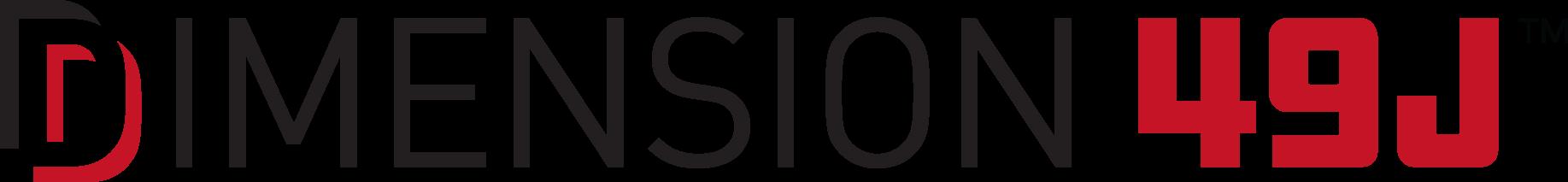 DIMENSION 49J Full-Color Logo