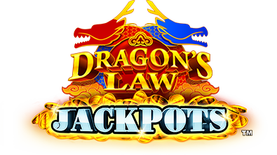 Dragons Law Jackpots Logo