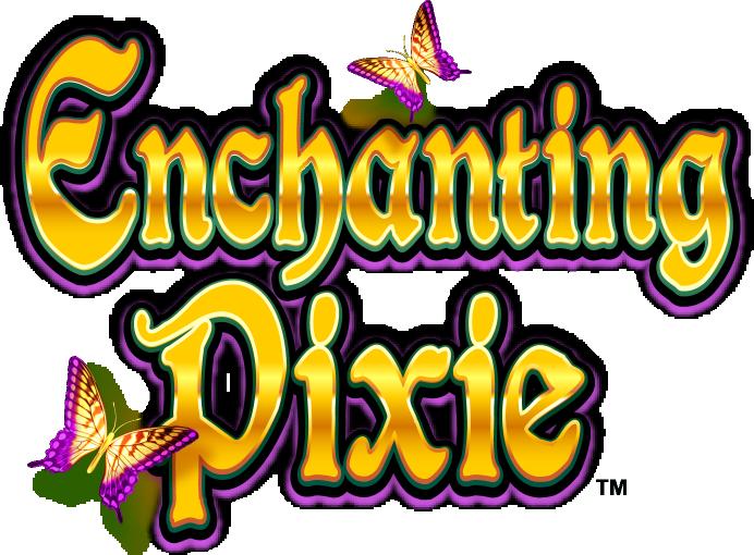 Enchanting Pixie Logo