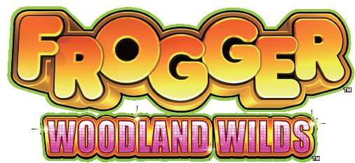 Frogger Woodland Wilds Logo
