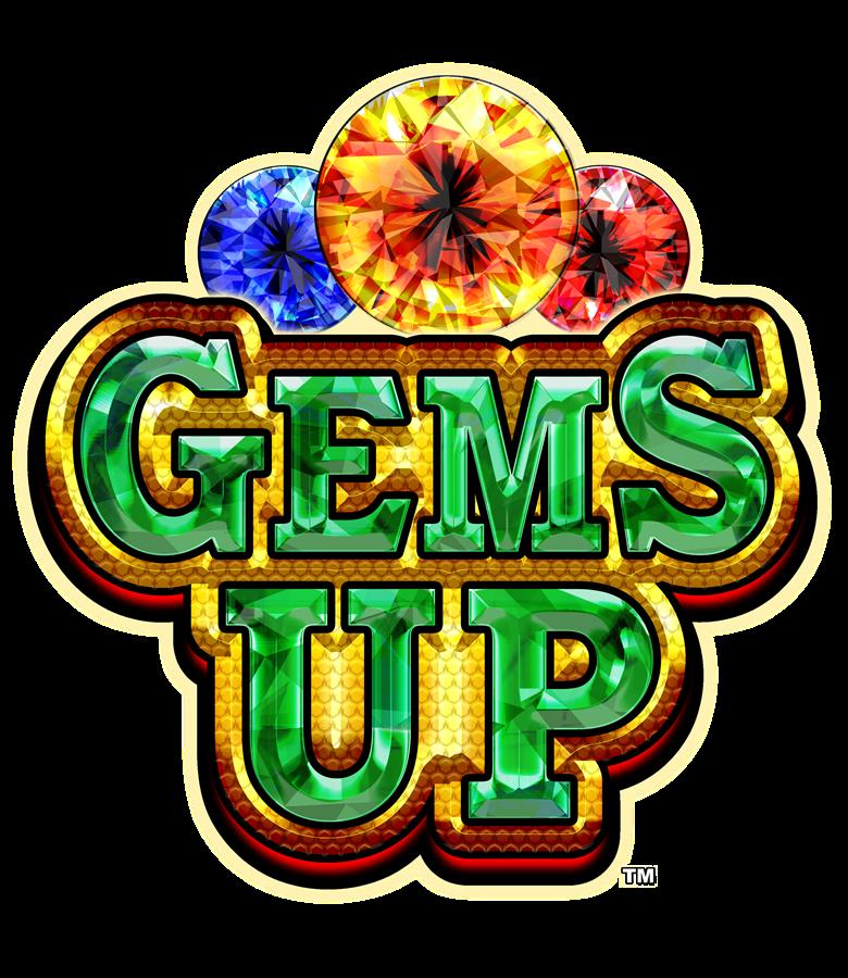 Gems Up Logo