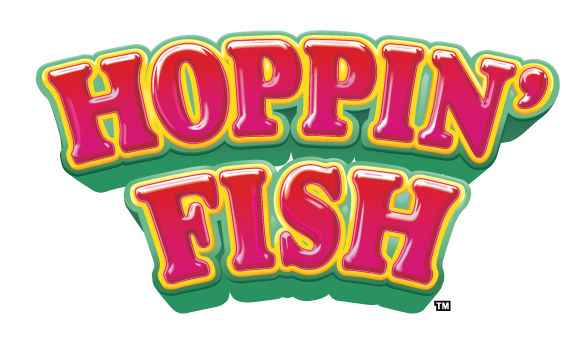 Hoppin Fish Logo