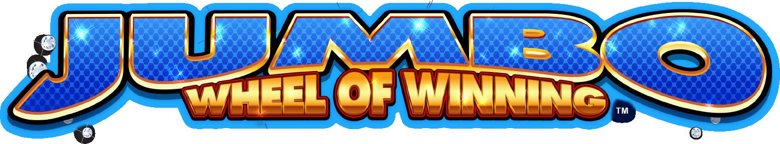 Jumbo Wheel of Winning Logo