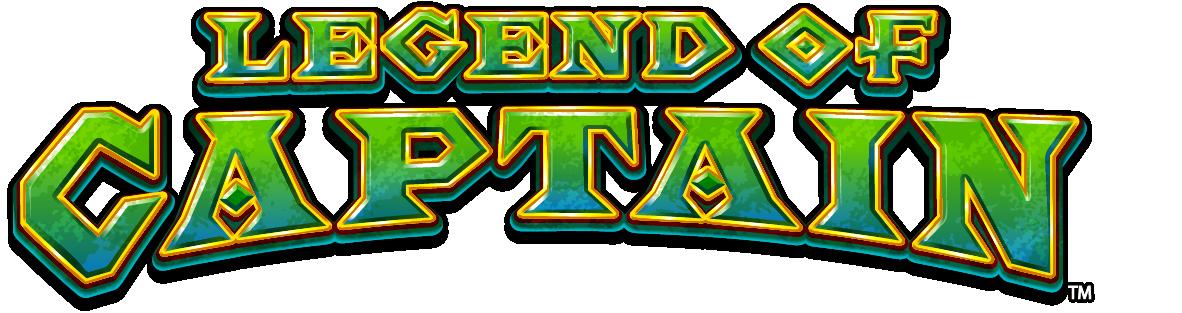 Legend of Captain Logo