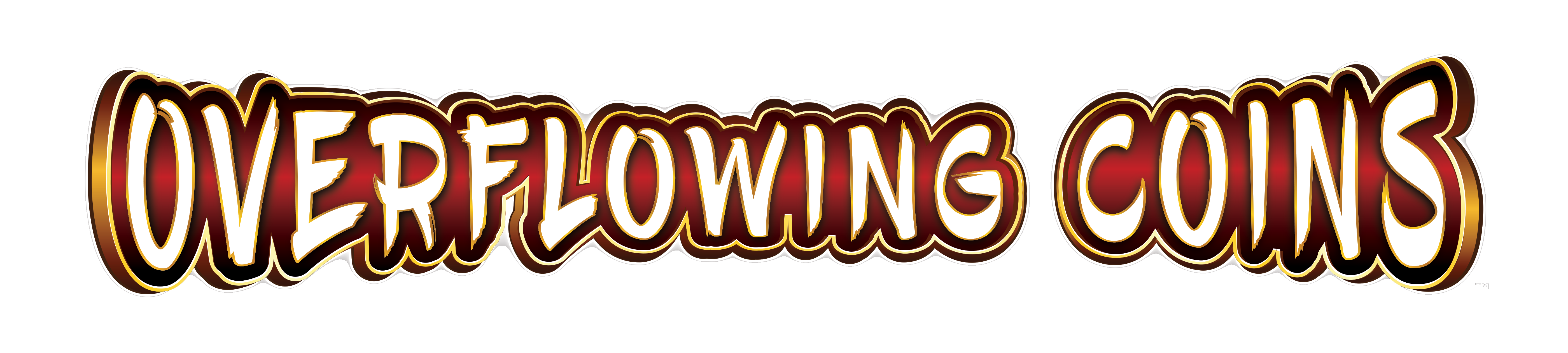 Overflowing Coins Logo