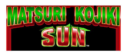 Matsuri Kojiki Sun Logo
