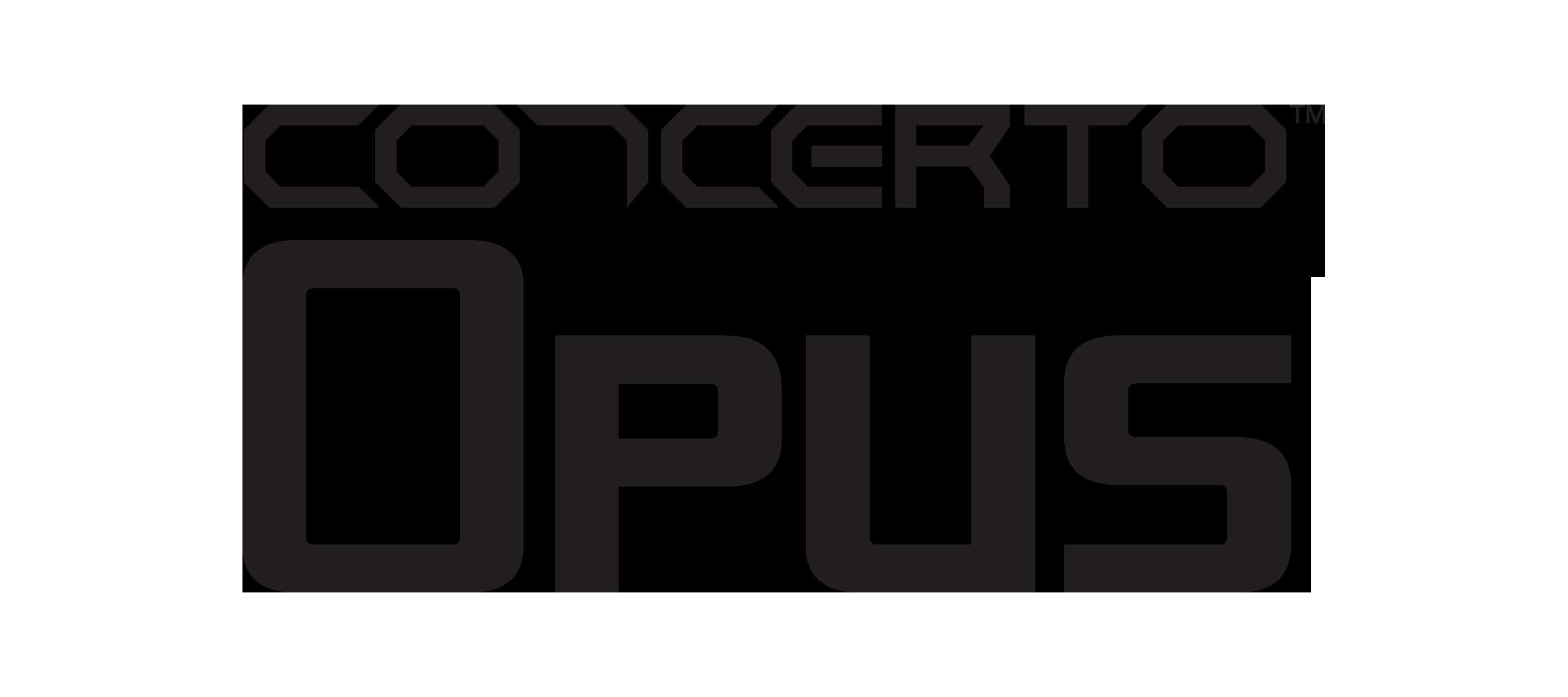 Concerto Opus