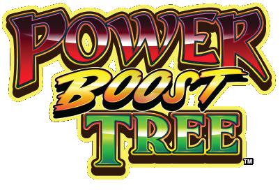 Power Boost Tree Logo