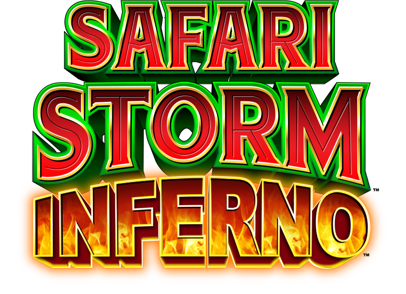 Safari Storm Inferno Logo