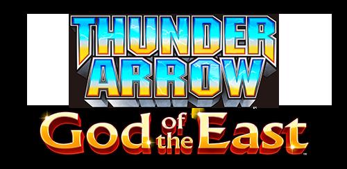 Thunder Arrow God of the East Logo