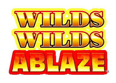 Wilds Wilds Ablaze Logo